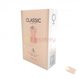 NATURMAIS CLASSIC EDT WOMAN 100 ml