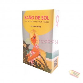 NATURMAIS BAÑO DE SOL EDT FRAU 100 ml