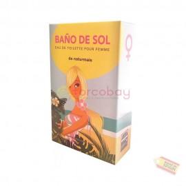 NATURMAIS BAÑO DE SOL EDT WOMAN 100 ml
