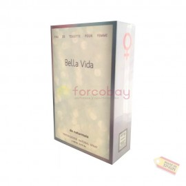 NATURMAIS BELLA VIDA EDT WOMAN 100 ml
