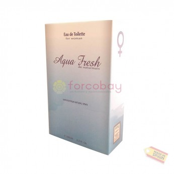 NATURMAIS AGUA FRESH EDT FEMME 100 ml
