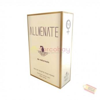 Naturmais Allienate Edt Woman 100 Ml Forcobay Parfums