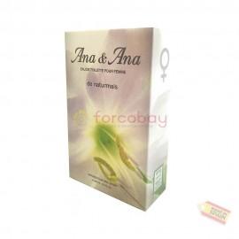 NATURMAIS ANA & ANA EDT FRAU 100 ml