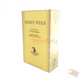 NATURMAIS BERRY WEEK EDT FRAU 100 ml