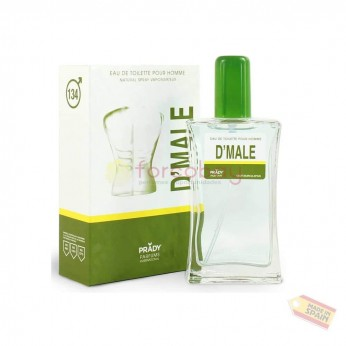 PRADY D´MALE EDT MAN 100 ml