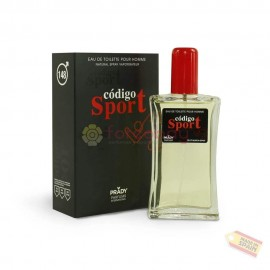 PRADY SPORT CODIGO EDT MAN 100 ml
