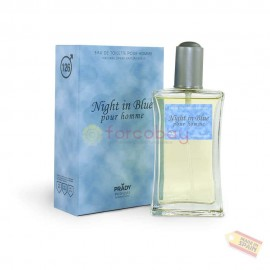 PRADY NIGHT IN BLUE EDT HOMME 100 ml