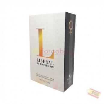 NATURMAIS LIBERAL EDT FRAU 100 ml
