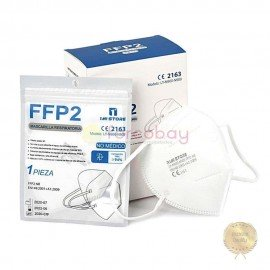 MASK FFP2 EEC MARKED 1 UNIT