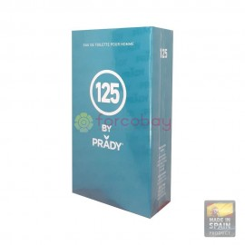 PRADY 125 SOLO EDT UOMO 100 ml