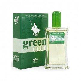 PRADY GREEN CLUB EDT UOMO 100 ml