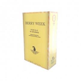 NATURMAIS BERRY WEEK EDT DONNA 100 ml