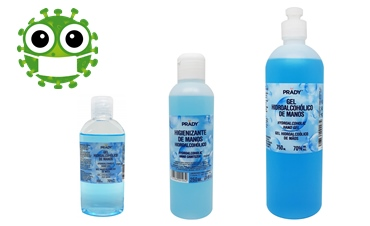 Hydroalcoholic Gel Offer